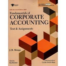 Corporate Accounting B.Com (Hons) Download Course for Windows or Android