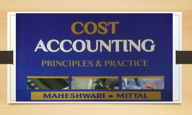 Cost Accounting B. Com (Hons.) Downloadable Course Windows or Android